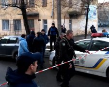 Стрельба в Одессе