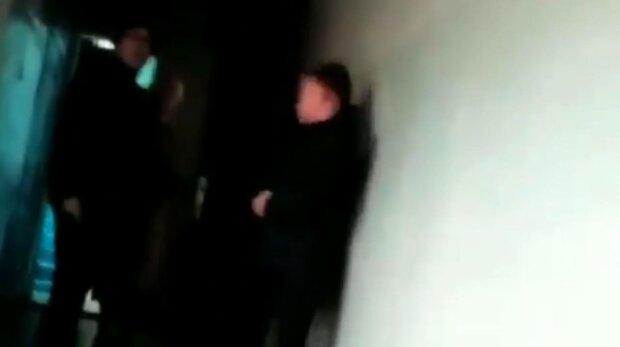 Скандал у школі, фото: скріншот з відео