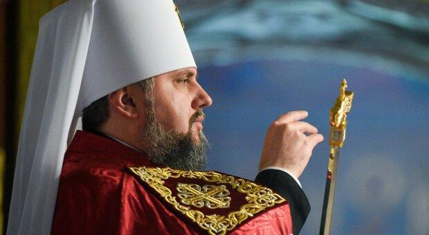 Митрополит Епіфаній, фото: Facebook