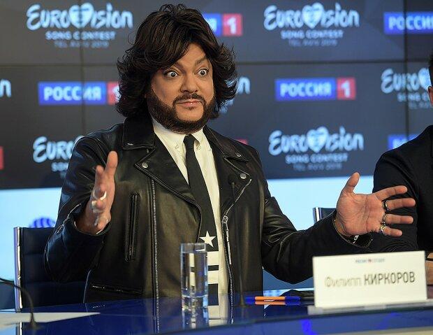 """Киркоров феерично ублажает Лазарева на Евровидении: """"Все по-европейски"""""""