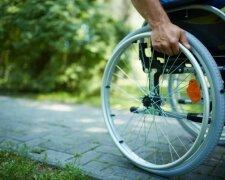 Международный день инвалидов, фото: Ukranews