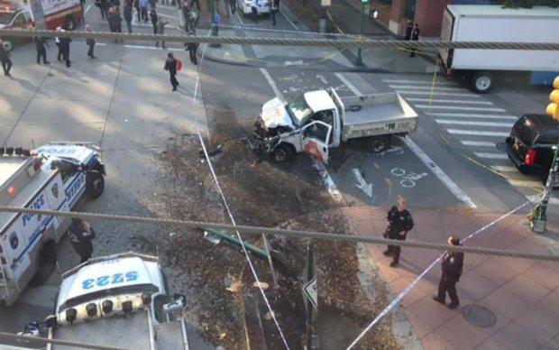 Теракт на Манхэттене: копы сообщили первые подробности