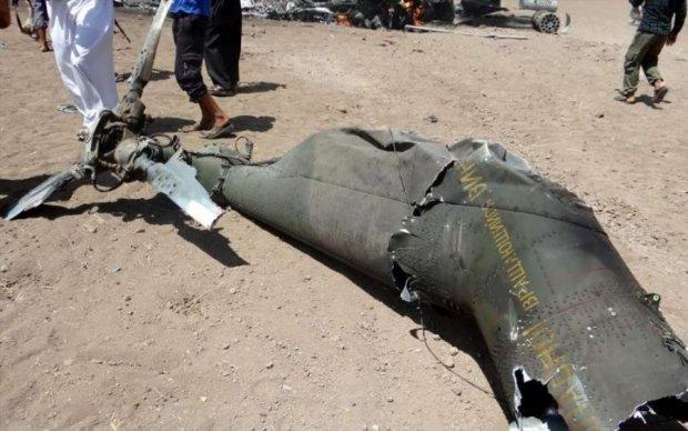 """Крушение Ка-52 в Сирии: появилась """"удобная"""" для россиян версия"""