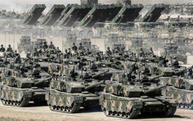 Китай та Індія опинилися на порозі війни
