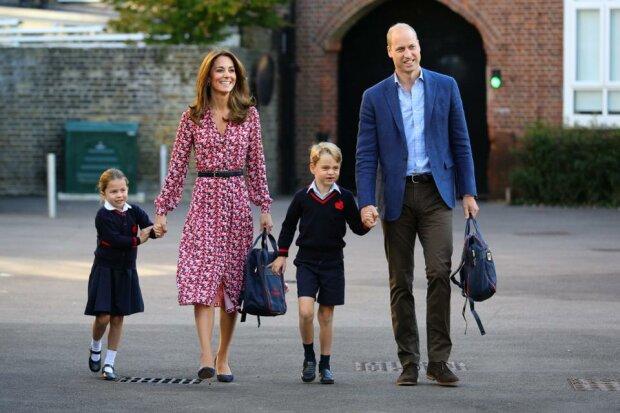 Кейт Миддлтон, принца Уильяма и их дети, Forbes