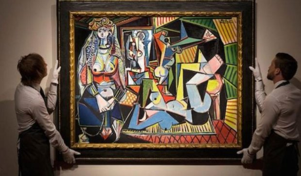 Картину Пікассо продали за рекордну суму