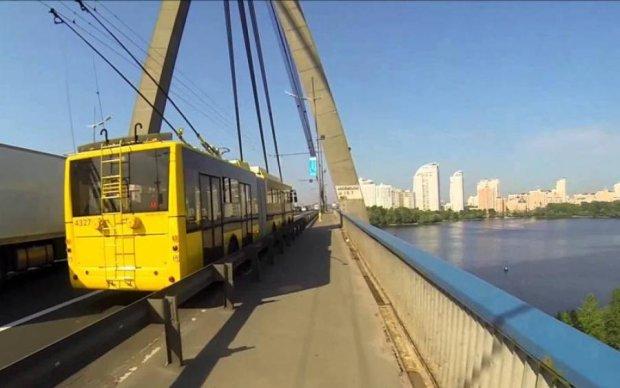 Київський міст та парк змінили назву