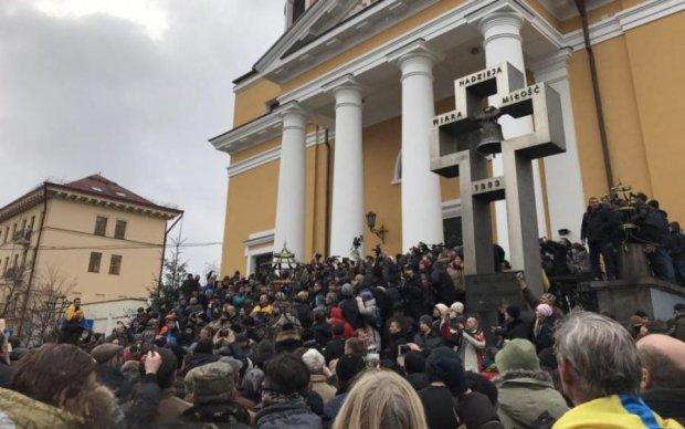 Марш за імпічмент: прихильники Саакашвілі озвучили вимоги