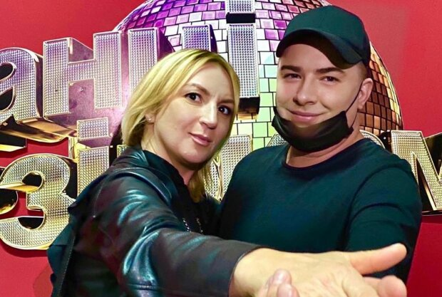 "Андрей Данилко и ""мама Сердючки"", фото: Instagram"