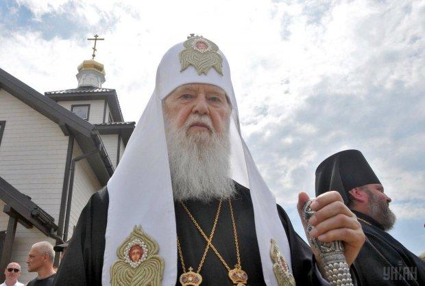 Один из претендентов отказался возглавить Помесную церковь в Украине