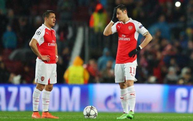 Лидеры Арсенала не намерены продлевать контракты с клубом