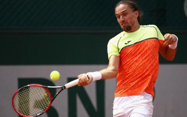 Український тенісист Долгополов стартував з перемоги на турнірі в Нідерландах