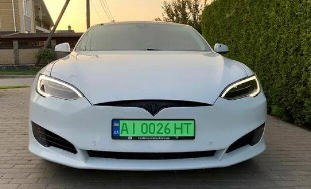 Зелені номери на авто, скріншот: Авторіа