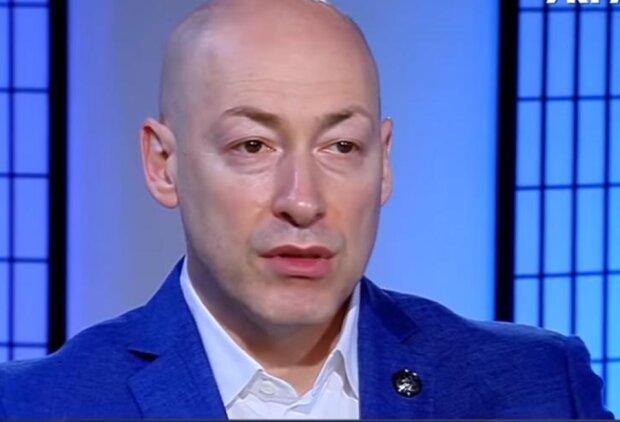 Дмитрий Гордон, скриншот с видео