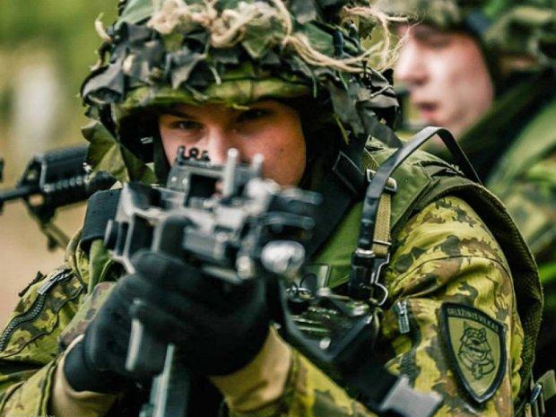 """""""Зеленые человечки"""" не пройдут: В Литве начались военные учения (фото)"""