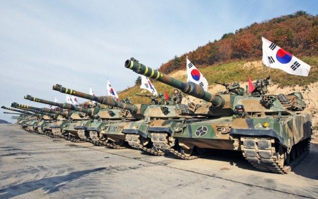 Південна Корея приготувалася до війни