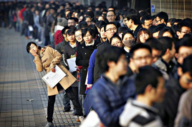 Китайські туристи, фото з відкритих джерел