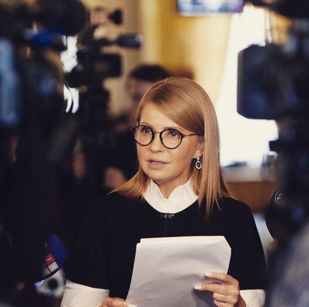 Юлия Тимошенко, фото: instagram.com/yulia_tymoshenko