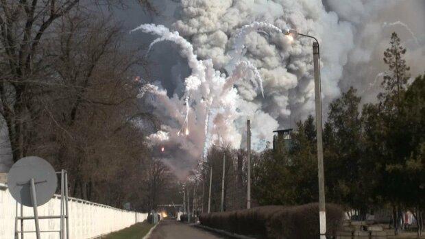 """В ДБР назвали причину потужних вибухів у Балаклії: """"Сто людей твердять в один голос..."""""""