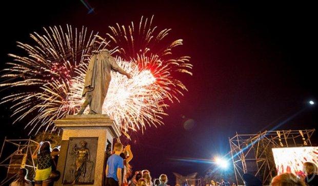 Десятки тисяч одеситів відсвяткували День міста (фото)