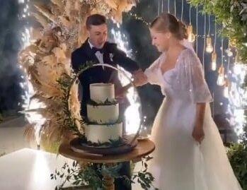 На Тернопільщині одружився шоумен Мікоф