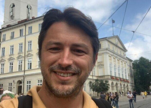 Сергій Притула, фото з Instagram