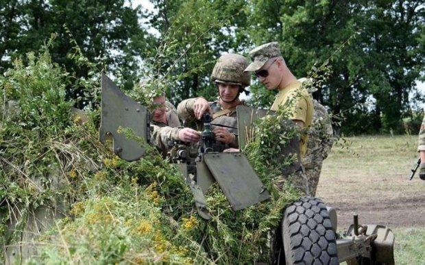 Тільки п'яти виблискували: як українські воїни бойовикам по зубах дали
