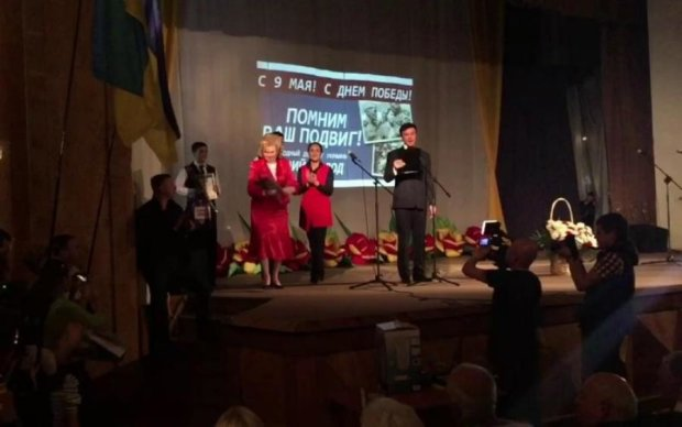 Концерт Королевской к 9 мая спровоцировал драку в Славянске