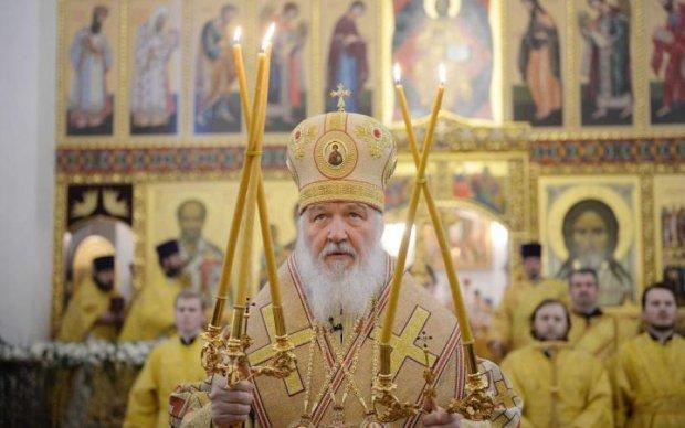 Божественный блатняк: Кирилл осатанел от Мурки московского попа