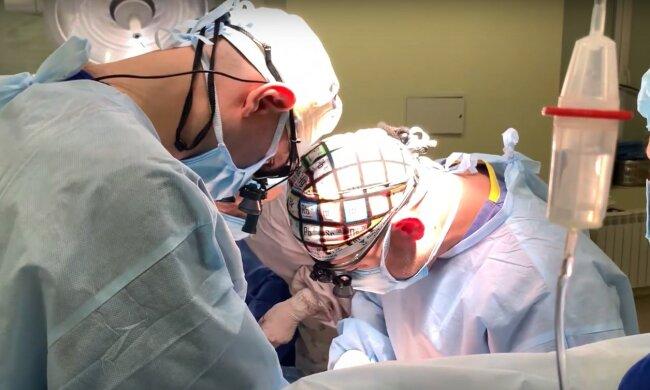 операція, скріншот з відео