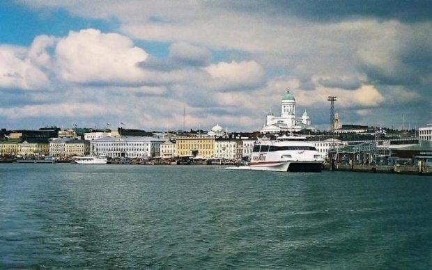 Біля берегів Фінляндії помітили гігантську російську субмарину