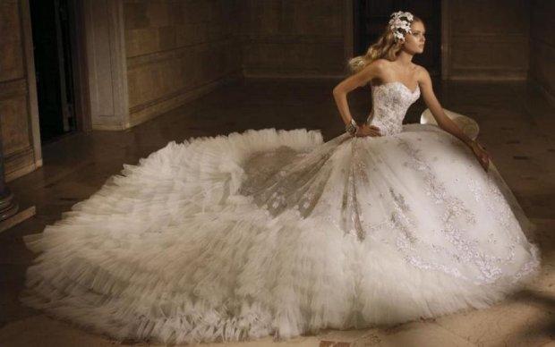 Подивіться, як повинна виглядати ідеальна весільна сукня