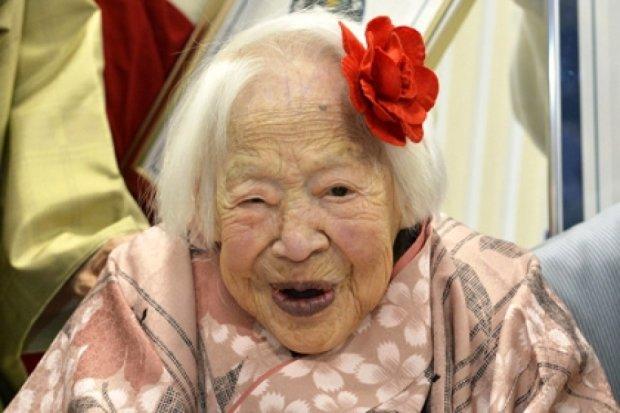 Найстаршій мешканці Землі завтра виповниться 117