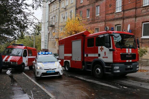 """У Харкові на складі піротехніки прогримів потужний вибух: """"Новий Рік?"""""""