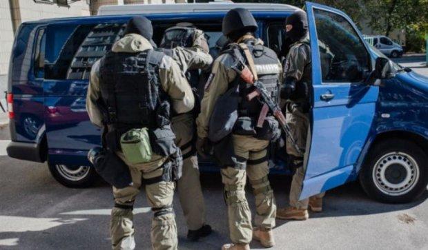 В Киеве задержали помощника нардепа Мельничука (фото)