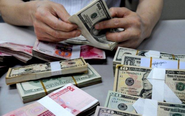 Иностранная валюта подешевела