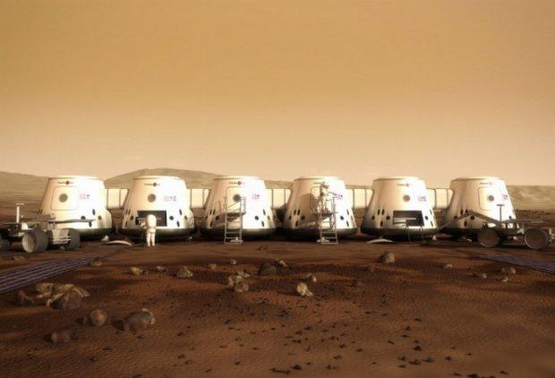 Проект по колонизации Марса перенесен
