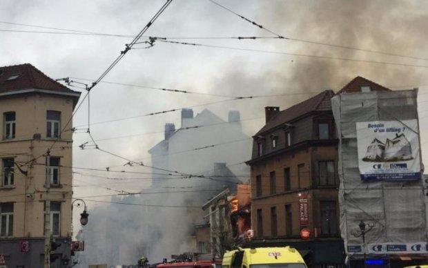 Потужний вибух сколихнув Бельгію: є жертви