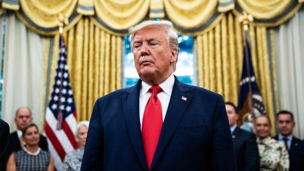Дональд Трамп, фото: GETTY IMAGES
