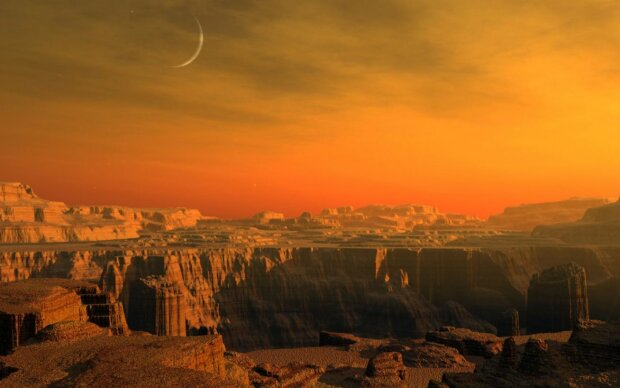 Марс, скриншот: YouTube