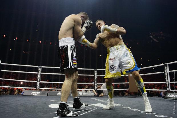 Александр Усик и Мурат Гассиев, K2 Promotions