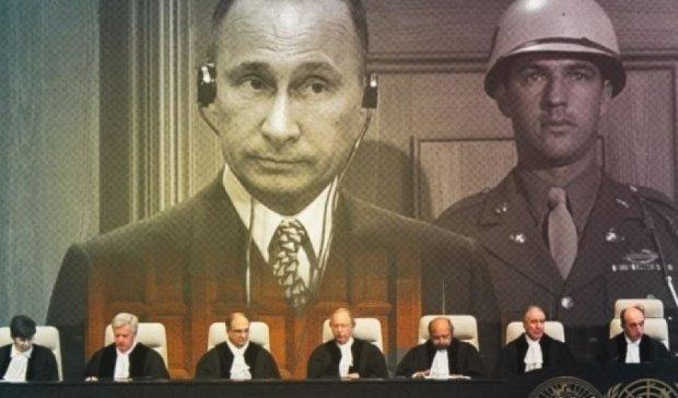 Россия показала полную неадекватность в Гааге