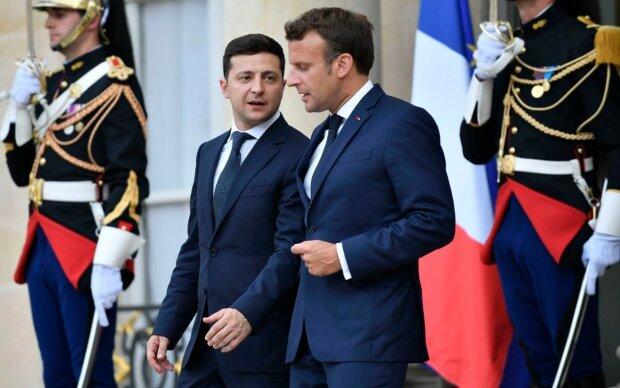 Макрон терміново зателефонував Зеленському, дізнавшись про новий Кабмін: як оцінив перший день Ради президент Франції