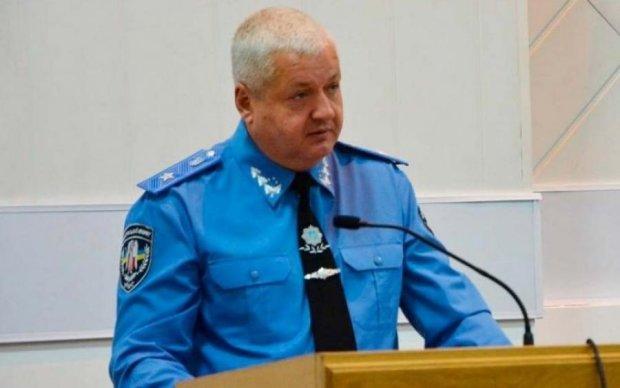 Новый глава полиции Днепропетровщины: биография чиновника