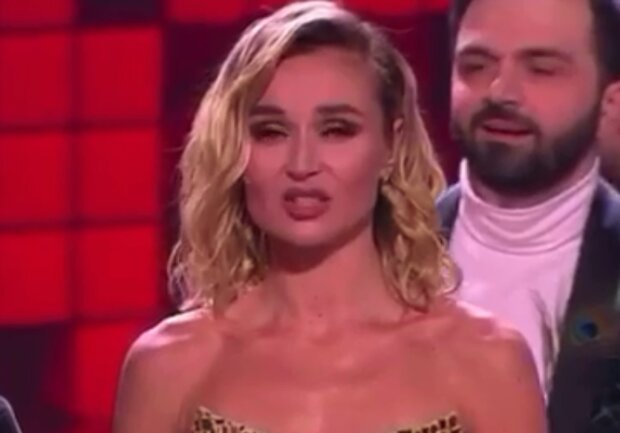 Полина Гагарина, скриншот видео