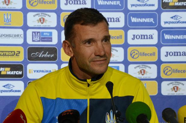 Андрею Шевченко - 42: главный тренер сборной Украины празднует день рождения