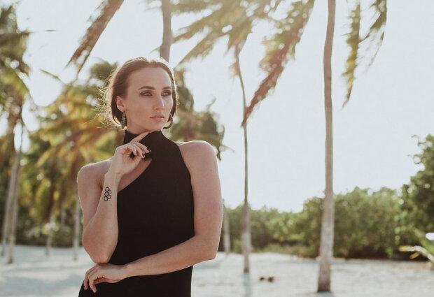 """Гімнастка Різатдінова під пальмами на пляжі дала поради, як правильно мріяти: """"Сподіваюсь, допоможе"""""""