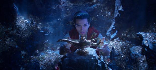 """Повернення """"Аладдіна"""": в мережі показали перший тизер фільму від Disney"""