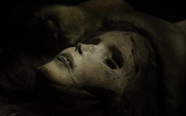 Археологи розкопали мумію жінки слов'янської зовнішності