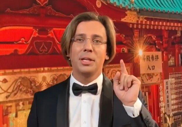 """Галкін затролив російську співачку через контакт з іншопланетянами:  """"Викликайте Катю Лель!"""""""